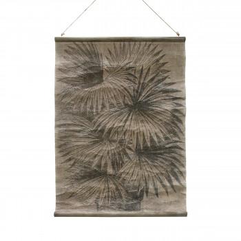 Kijal - Déco murale imprimé palmier