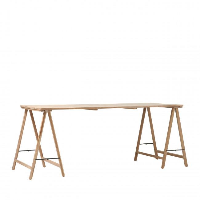 Baling - Table à manger à tréteaux