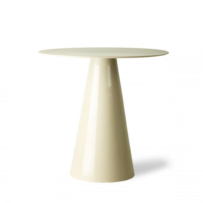 Helmond - Table basse en métal ø60cm