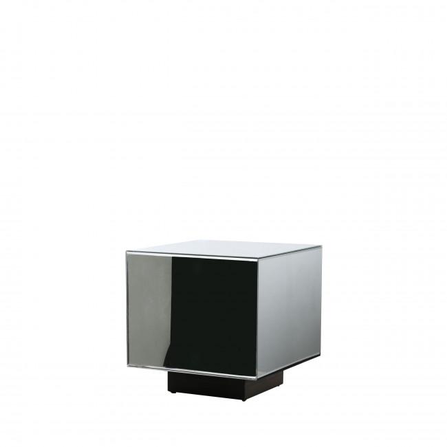 Koog - Table basse miroir carrée 40x40cm