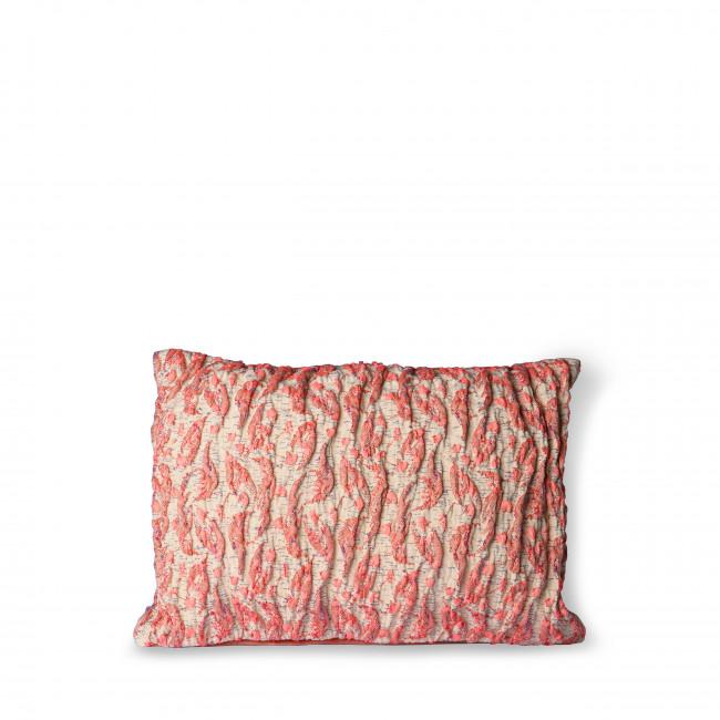 Suja - Coussin à motifs floraux 40x30cm
