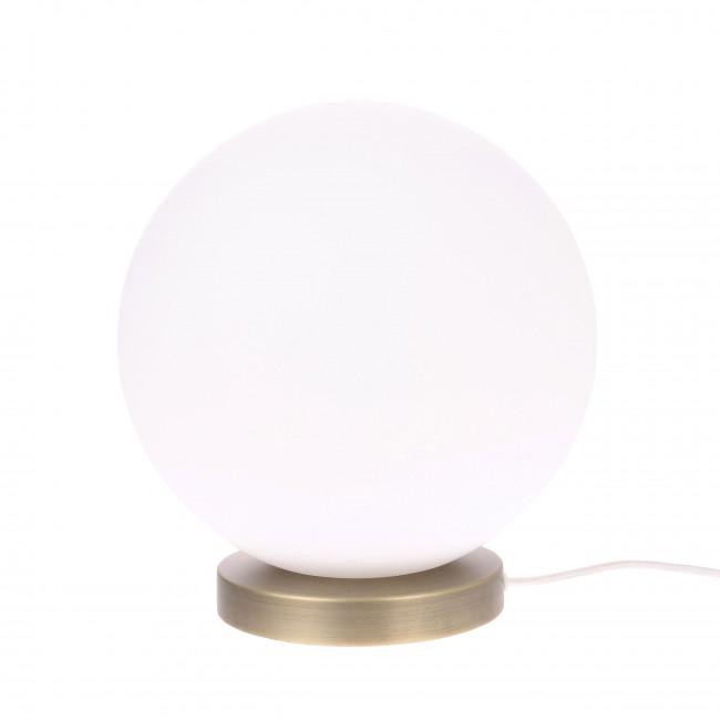 Deklem - Lampe boule en verre opaque ø30cm