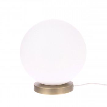 Deklem - Lampe boule en verre opaque ø20cm