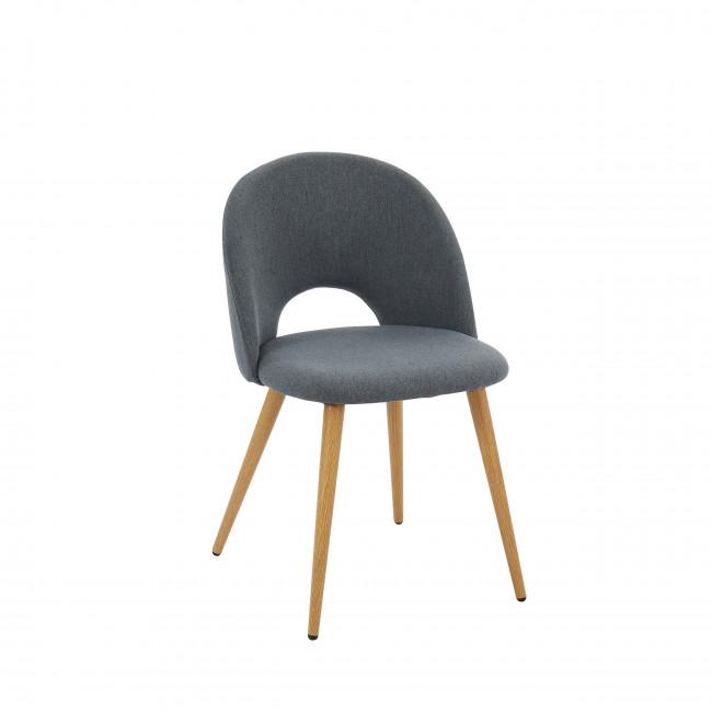 Bratina - 2 chaises en tissu