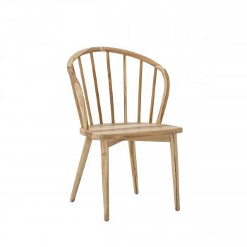 Wendel - Chaise en bois