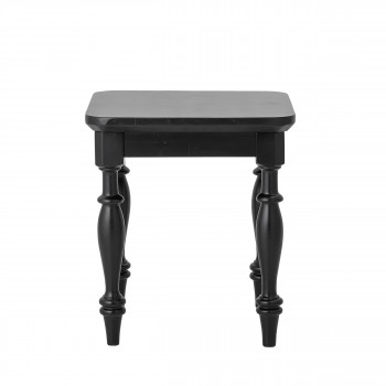 Blackie - Table d'appoint en bois