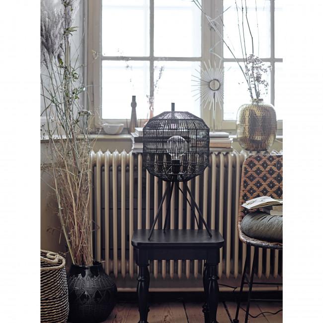 Blackie - Table d'appoint en bois