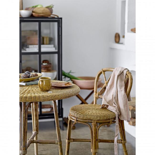 Julietta - 2 chaises en rotin