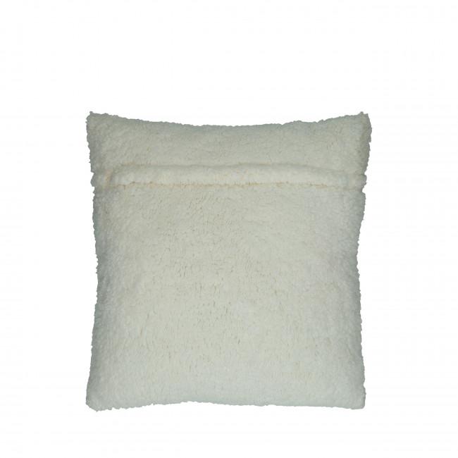 Toudou - Coussin en coton berbère
