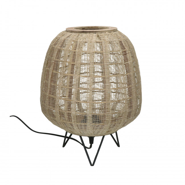 Lokken  - Lampe à poser bambou