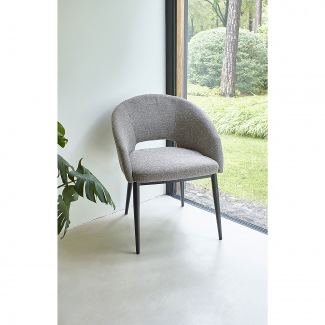 Syrah - Chaise en tissu