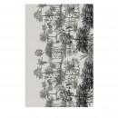 Rumbek - Tapis vinyle rectangle motif jungle