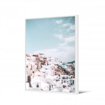 Paralia - Toile imprimée 92,5x65cm