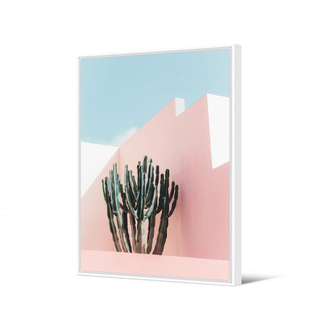 Torrico - Toile imprimée cactus 92,5x65cm