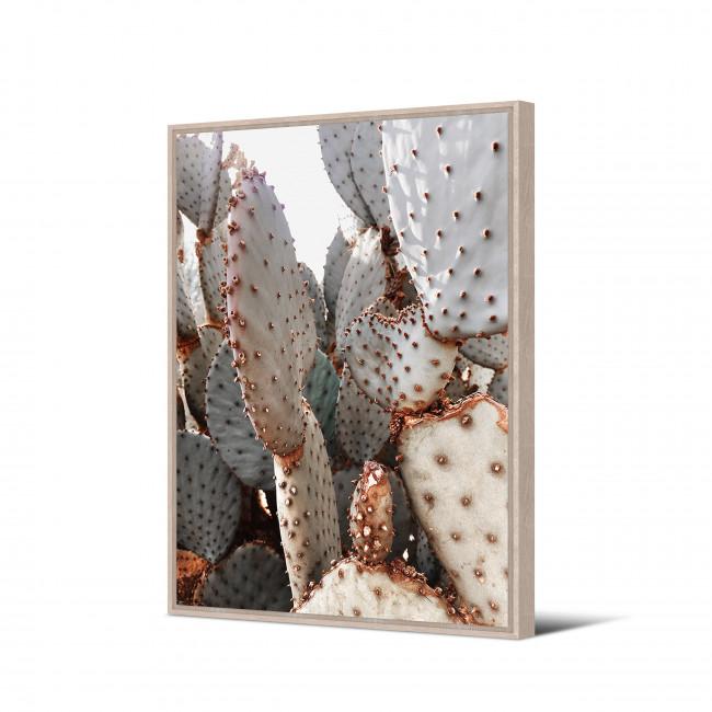 Velayos - Toile imprimée cactus 92,5x65cm