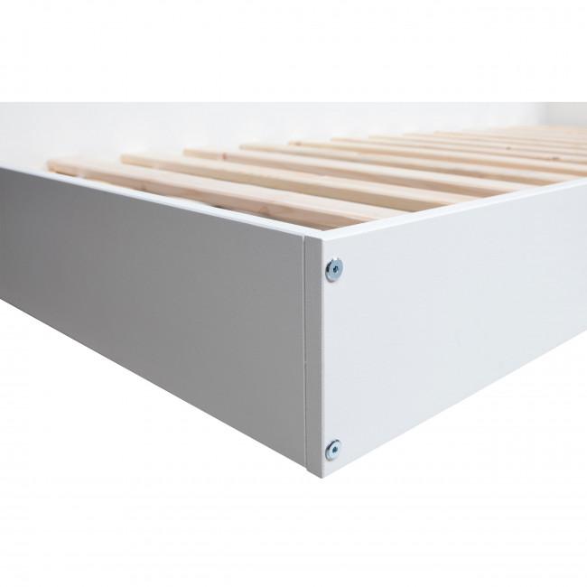 Connect - Lit 90x200 avec rangement intégré