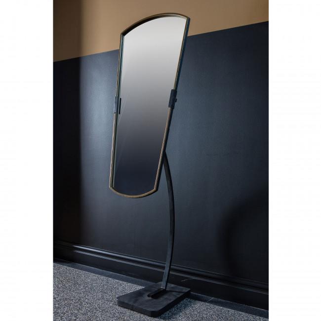 Arrogant - Miroir en métal