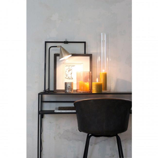 Studio - Lampe à poser laiton brossé