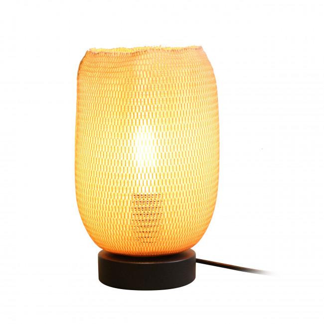 Bahia - Lampe à poser en nylon ajouré