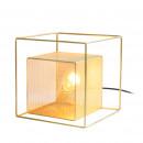 Prisma - Lampe à poser graphique rectangle