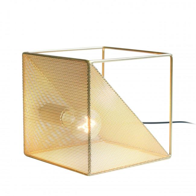Prisma - Lampe à poser graphique triangle
