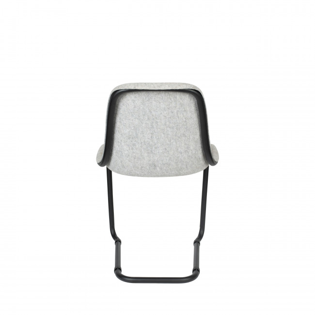 Thirsty - 2 chaises en plastique