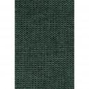 Jolien - 2 chaises en tissu pieds dorés