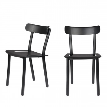 Friday - 2 chaises de jardin