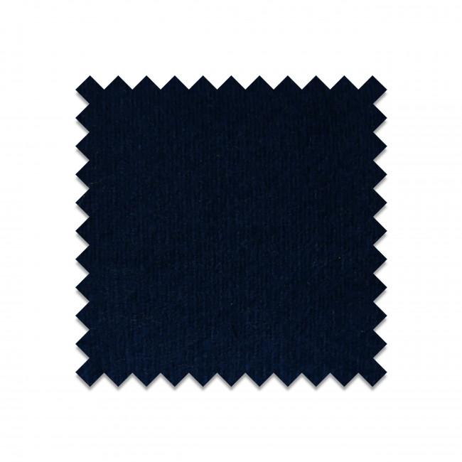HCJ-49-Darkblue - Echantillon gratuit en velours bleu marine