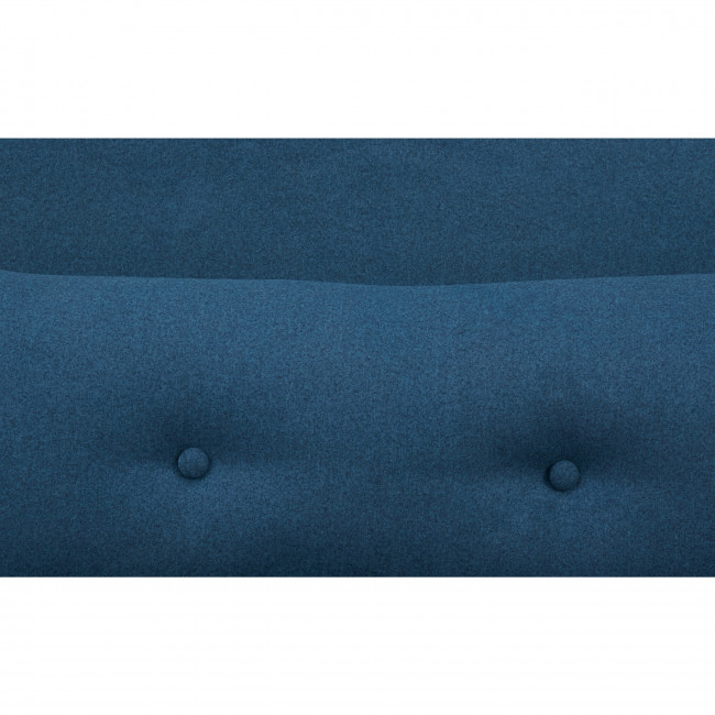 Dunoon - Chauffeuse convertible 1 place en tissu feutrine