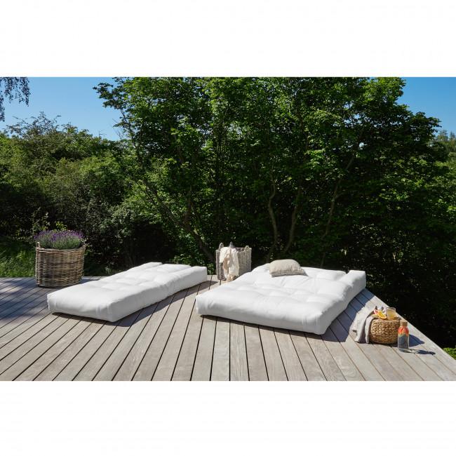 Hippo - Canapé de jardin convertible en toile