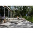 Buckle up OUT - Fauteuil de jardin convertible en toile