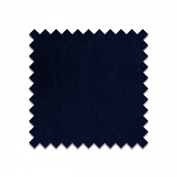 EI-1 - Echantillon gratuit velours bleu nuit
