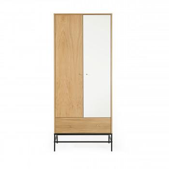 Flora - Armoire 2 portes en bois