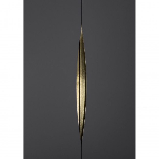 Kobe - Armoire 2 portes 2 tiroirs en bois