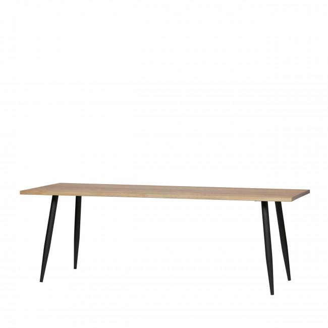 Panel - Table à manger en chêne massif 190x80cm