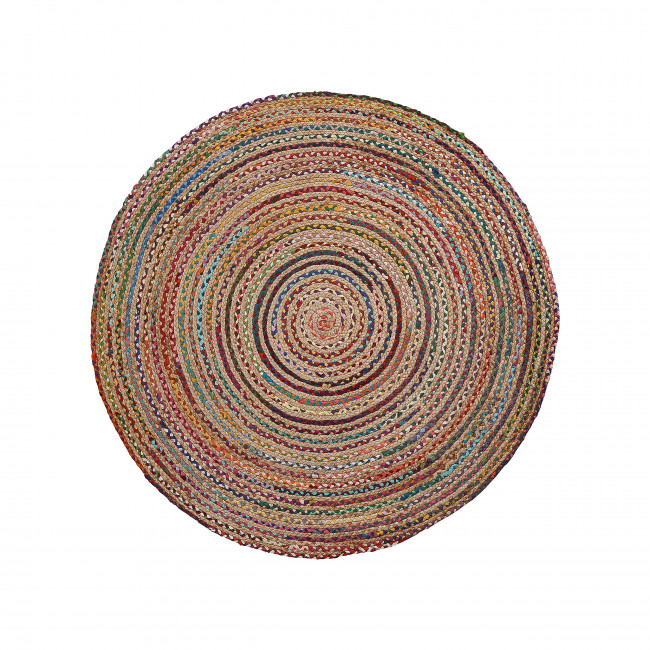 Coronil - Tapis en jute Ø100cm
