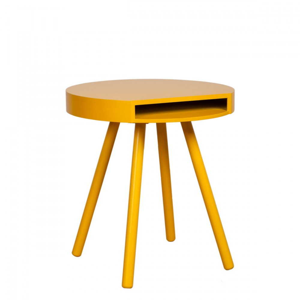 Table d'appoint vide-poche Hide & Seek