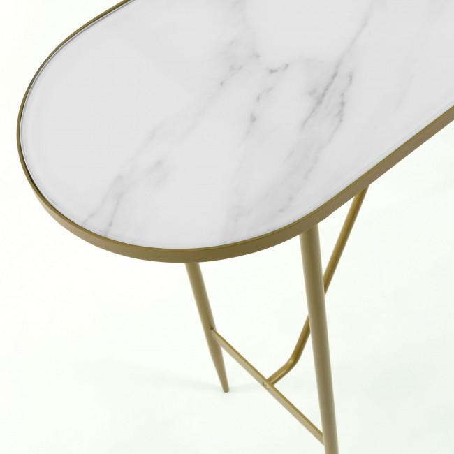 Bergondo - Console ovale 110x76cm