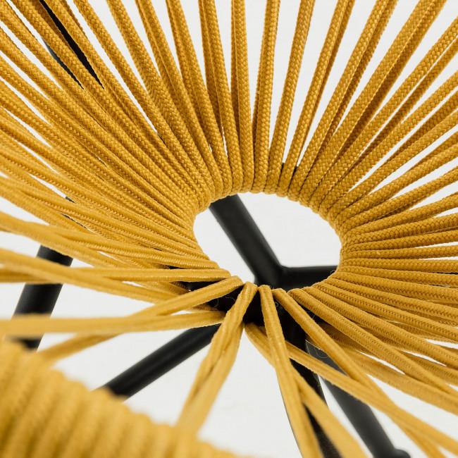 Abeleira - 2 fauteuils en corde