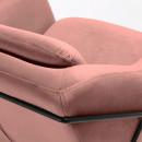 Ourego - Fauteuil en velours