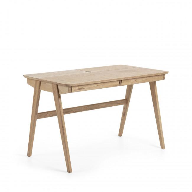 Samuedo - Bureau en bois 120x65cm