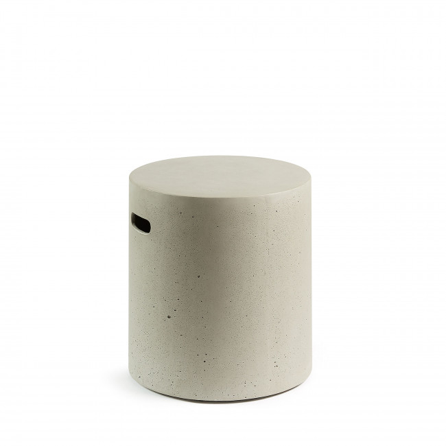 Gandario - Tabouret en ciment Ø40cm