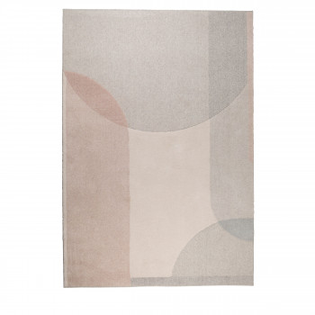 Dream - Tapis en tissu rose