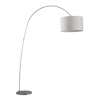 Lampadaire Wiggly blanche