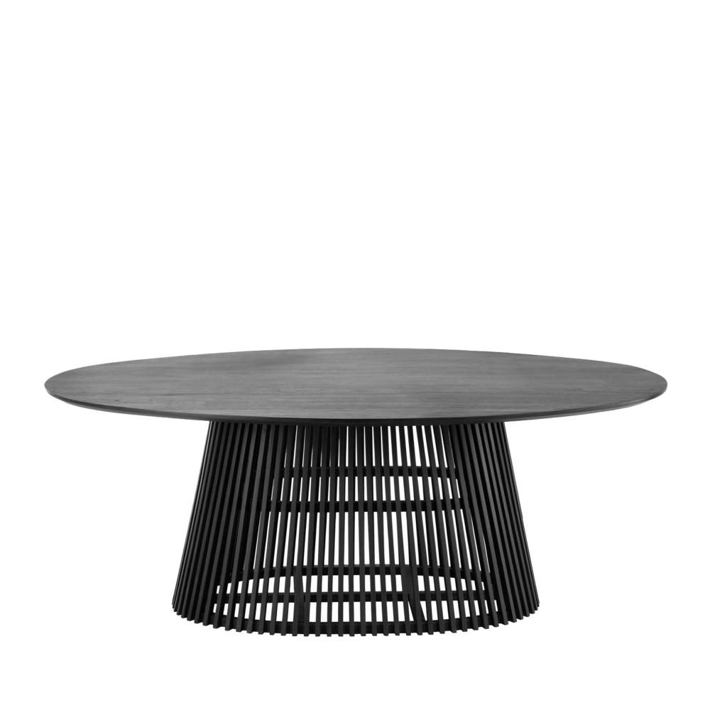 Table à manger ovale 5x5cm - JEANETTE