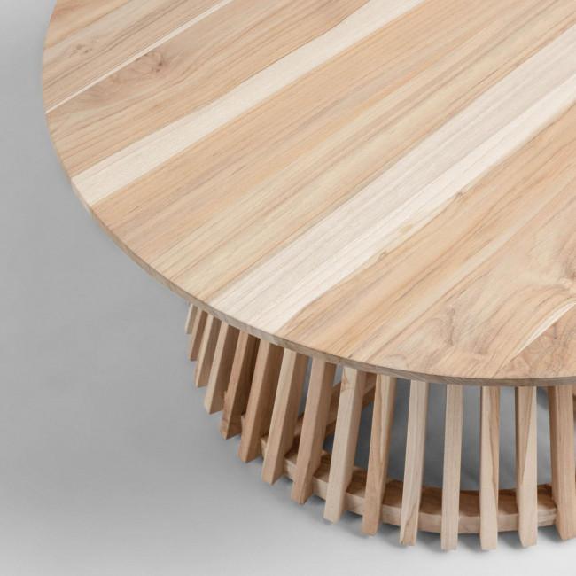 Jeanette - Table basse ronde Ø80cm
