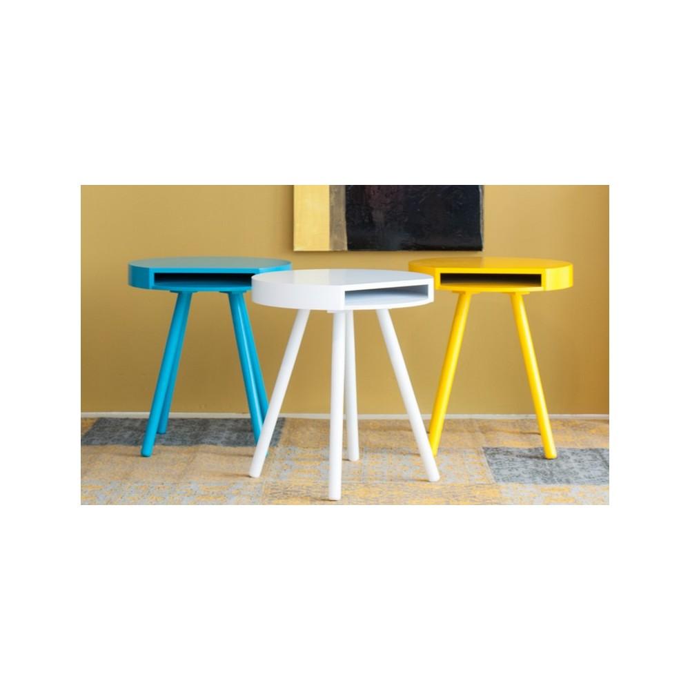 table d 39 appoint vide poche hide seek. Black Bedroom Furniture Sets. Home Design Ideas
