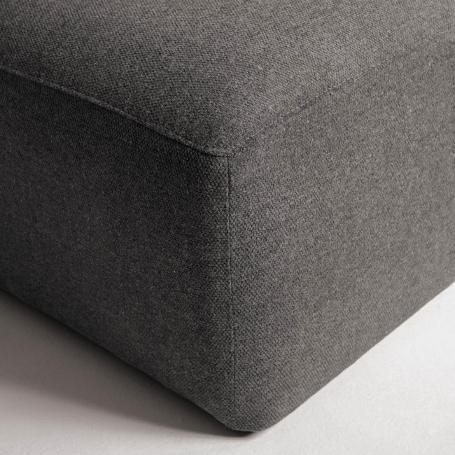 Cayamo - Canapé d'angle gauche en tissu