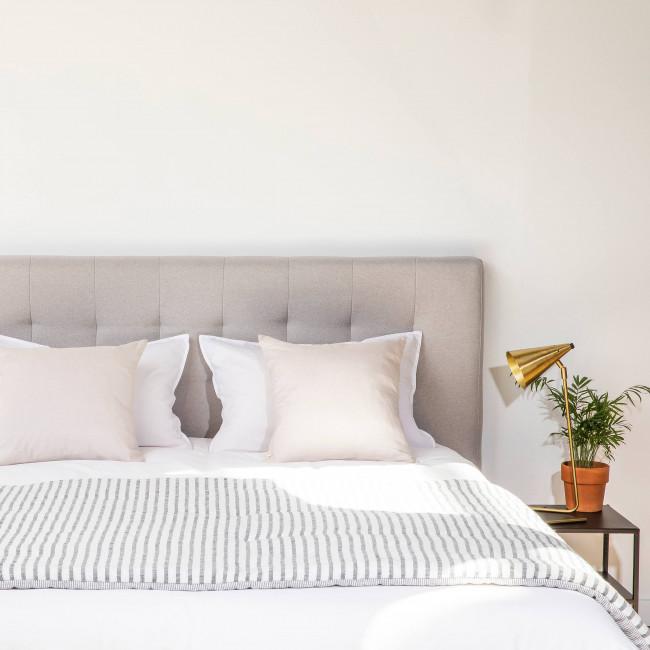 Nabucco - Tête de lit en tissu 160 cm